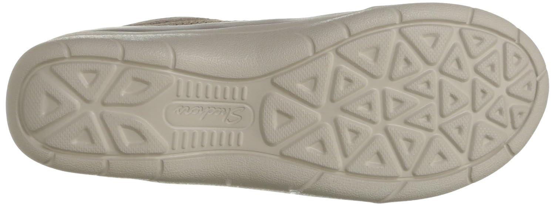 Skechers Lite Step-Reactive, Zapatillas para Mujer, Beige (Dktp), 40 EU