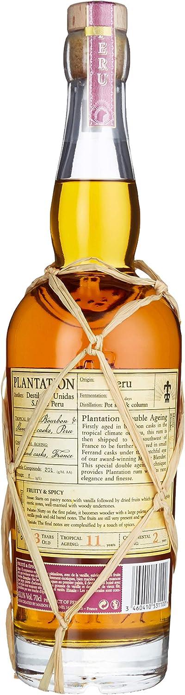 Ron Plantation Peru 2006 Rhum 43,1% 70 cl: Amazon.es ...