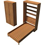 Amazon.  Twin Size Deluxe Murphy Bed Kit, Vertical   Bed Frames