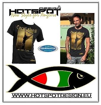 Für Den Karpfenangler! Herrenmode Hotspot Design Angler T-shirt Carpfishing Is My Life Bekleidung
