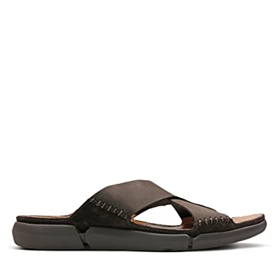 0af51a7d8334 Clarks Men s Trisand Cross Open Toe Sandals  Amazon.co.uk  Shoes   Bags