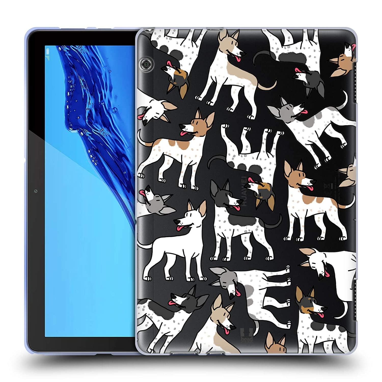 Amazon.com: Head Case Designs Rat Terrier Dog Breed Patterns ...