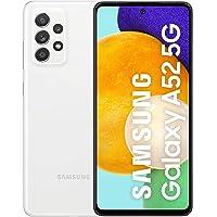 Samsung Galaxy A52 5G 128 GB A526 Awesome White Dual SIM EU unlocked without Branding