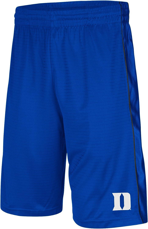 Colosseum NCAA Duke Blue Devils Youth Layup Blue Shorts
