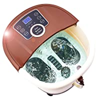 ancheer foot spa bath massager with heat