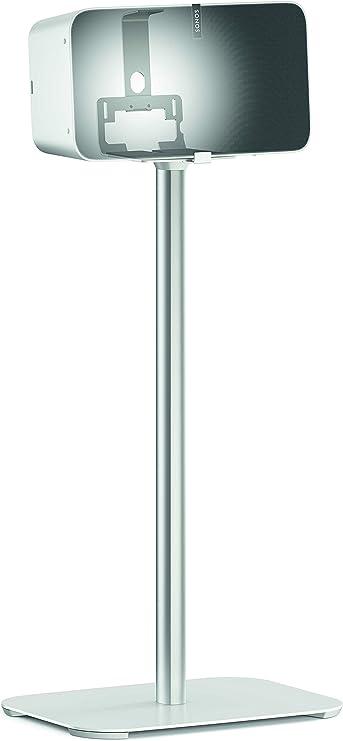 Vogel S Sound 3305 Lautsprecher Ständer Max 6 5kg Höhe 75 Cm Auch Geeignet Für Sonos Five Play 5 Universelle Kompatibilität Weiß 1 Halterung Heimkino Tv Video