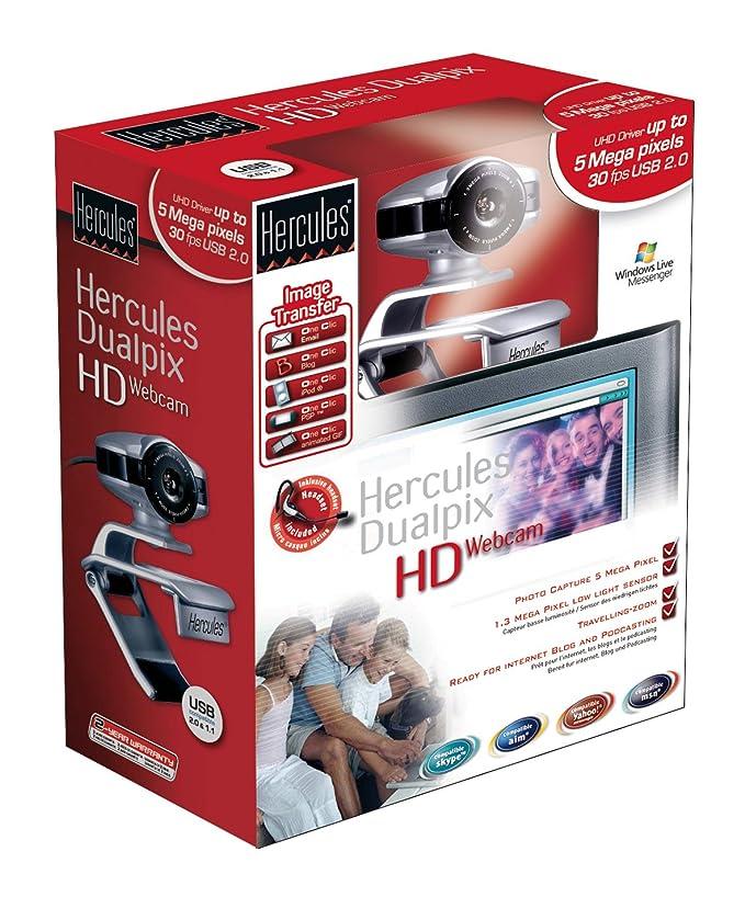 Hercules Dualpix HD Drivers for Mac Download
