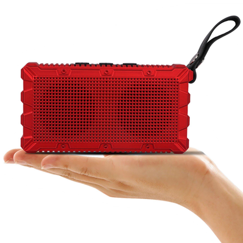 Portable Wireless Bluetooth Speaker IP67 Waterproof Mini...