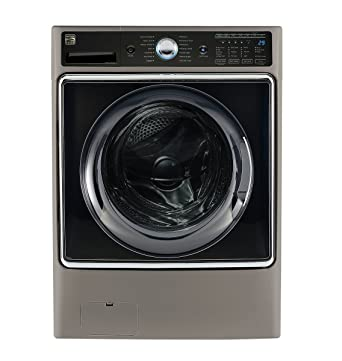 amazon com kenmore smart 41983 5 2 cu ft front load washer with