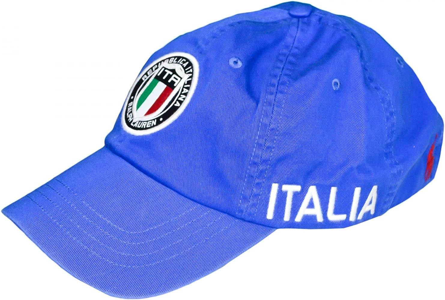 Ralph Lauren - Polo Gorra - Italia Adventur: Amazon.es: Ropa y ...