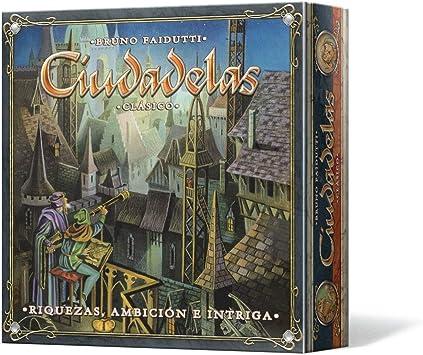 Asmodee - Ciudadelas Clásico, juego de mesa (Edge Entertainment EDGCTD01) , color/modelo surtido: Amazon.es: Juguetes y juegos
