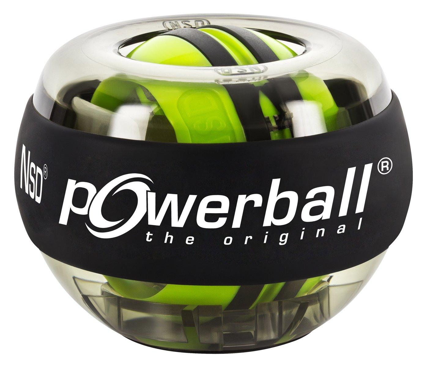 Powerball the original® Handtrainer Autostart Powerball, Unisex, Negro Transparente product image
