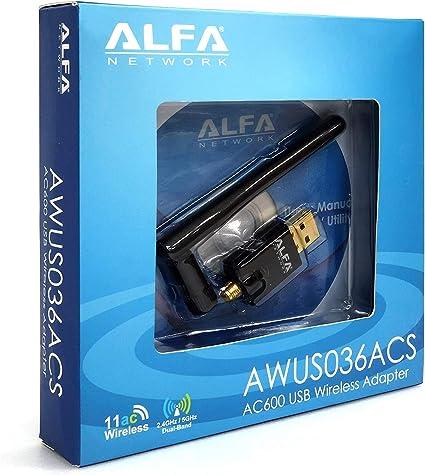 Alfa Awus036acs Computers Accessories