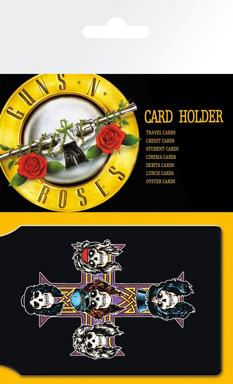 GB eye LTD, Guns N Roses, Logo, Tarjetero: Amazon.es: Hogar