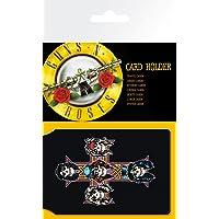 GB eye LTD, Guns N Roses, Logo, Tarjetero