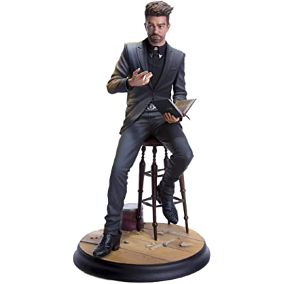Mondo Tees Amc's Preacher: Jesse Custer Statue: Toys & Games