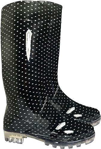 542 Wellies de Wellington Bottes Taille pluie Festival EUR Mesdames 37383940 neige Femmes xeodCB