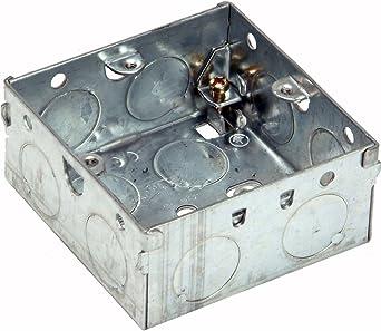 Advanced SMJ UK (XS) 35 mm 1 Gang Caja metálica [unidades 6 ...