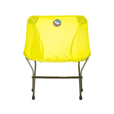 Big Agnes Skyline UL Ultralight Backpacking Furniture, Chair (Yellow) : Sports & Outdoors