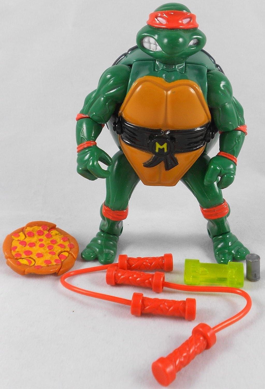 Mutatin Michaelangelo - Tortugas Ninja: Amazon.es: Juguetes ...