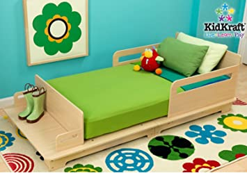 Amazon.: KidKraft   Modern Toddler Bed : Baby Toys : Baby