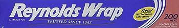 12-Pack Reynolds Wrap Aluminum Foil (200 Square Foot Roll)