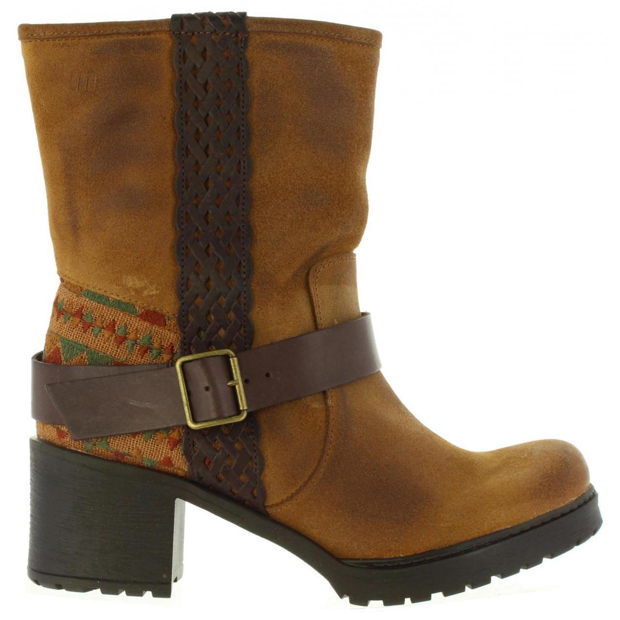 MTNG Stiefel für Damen 93953 C18446 Ser Whisky