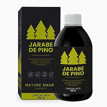 Jarabe de Pino|Complemento Alimenticio con Vitamina C , Propóleo y ...