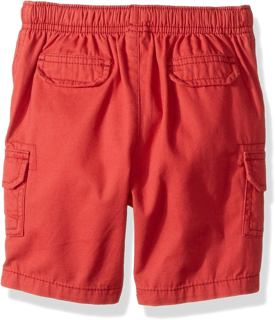 Carters Baby Boys Woven Short 224g354
