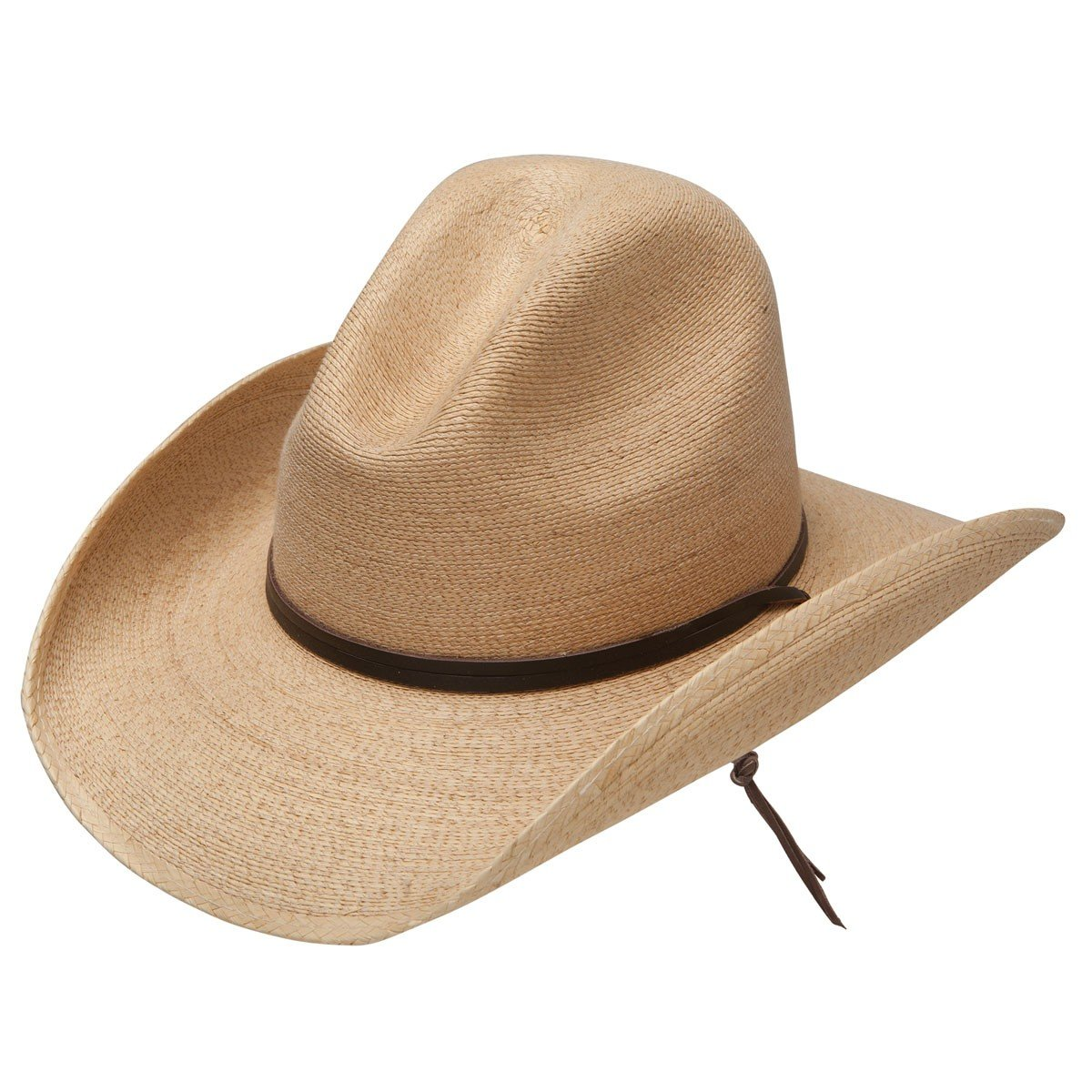 6182332531739 Stetson Bryce - Mexican Palm Straw Cowboy Hat at Amazon Men s Clothing  store