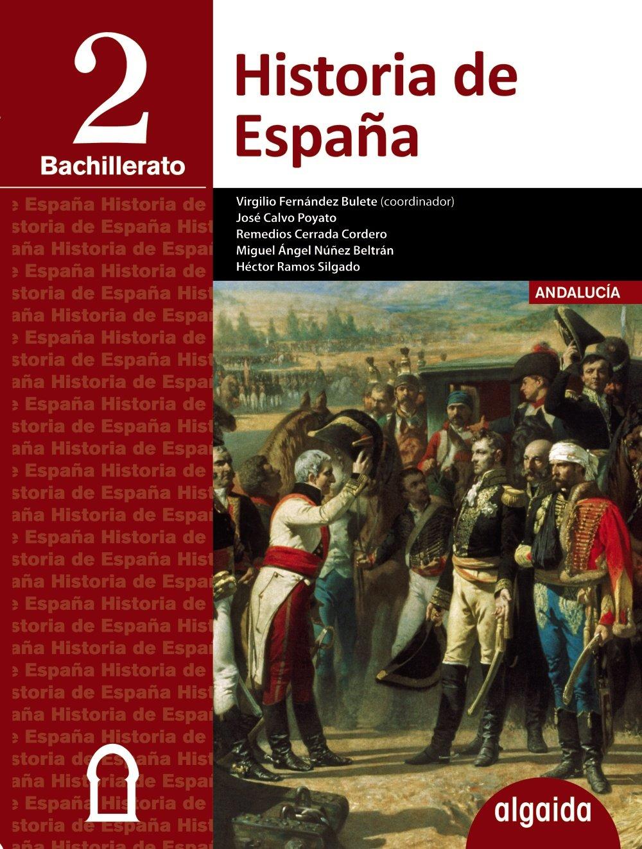 Historia de España 2º Bachillerato - 9788490673775: Amazon.es ...