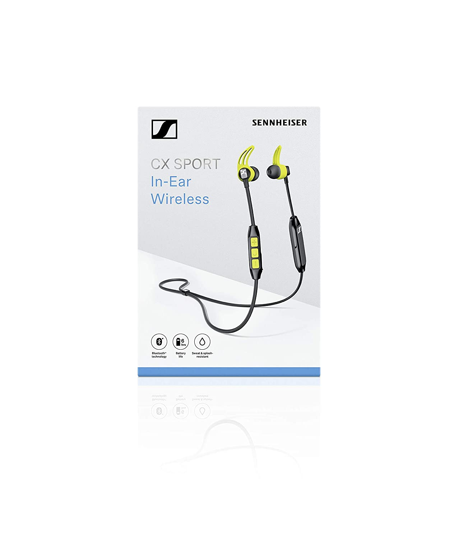 Sennheiser CX Sport - Auricular instáurales inalámbrico para ...