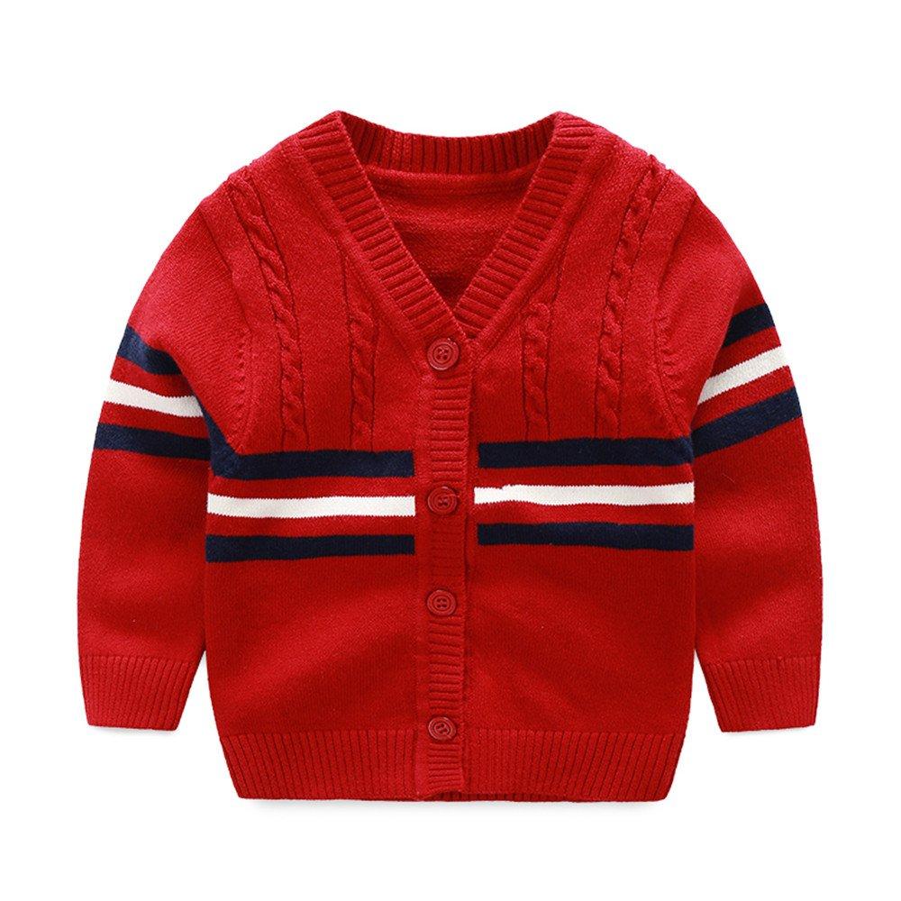 Iridescentlife Baby Sweater Boys Girls Cardigan Spring Autumn