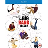 The Big Bang Theory: The Complete Series (1-12) [Blu-ray]