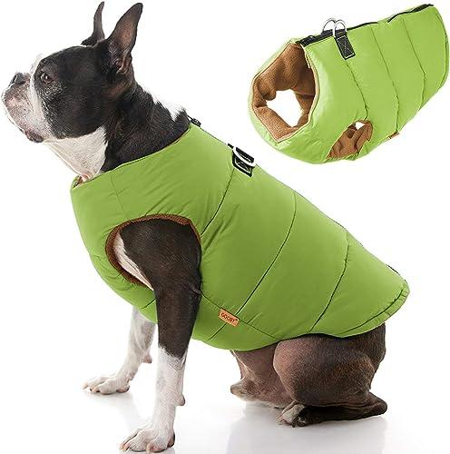 Gooby - Padded Vest, Dog Jacket Coat Sweater