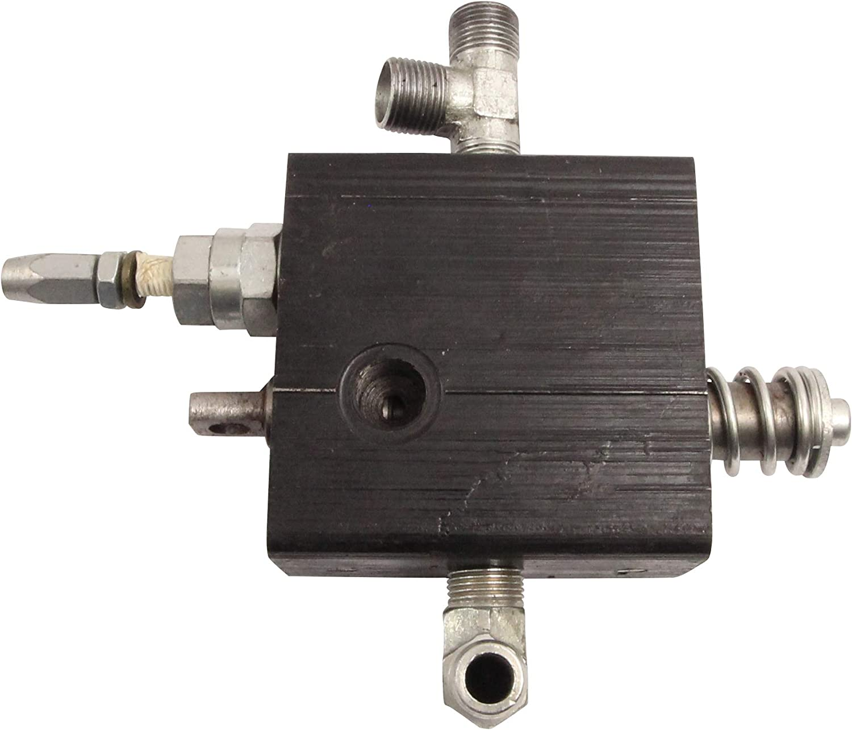 Hydraulisches Steuerger/ät Steuerventil passend Prescott PH10000S Holzspalter
