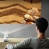 LG CineBeam HF80LSR Projector (Full HD, 1920 x 1080, 2000 lumen, 2 x HDMI, USB, SPDIF, RJ45)