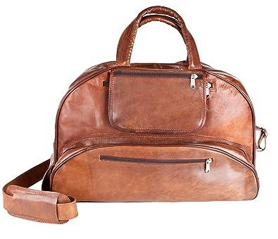 3df2c356eb 81stgeneration Sac Vintage main et sac main sac à bandoulière en cuir  véritable de Week-