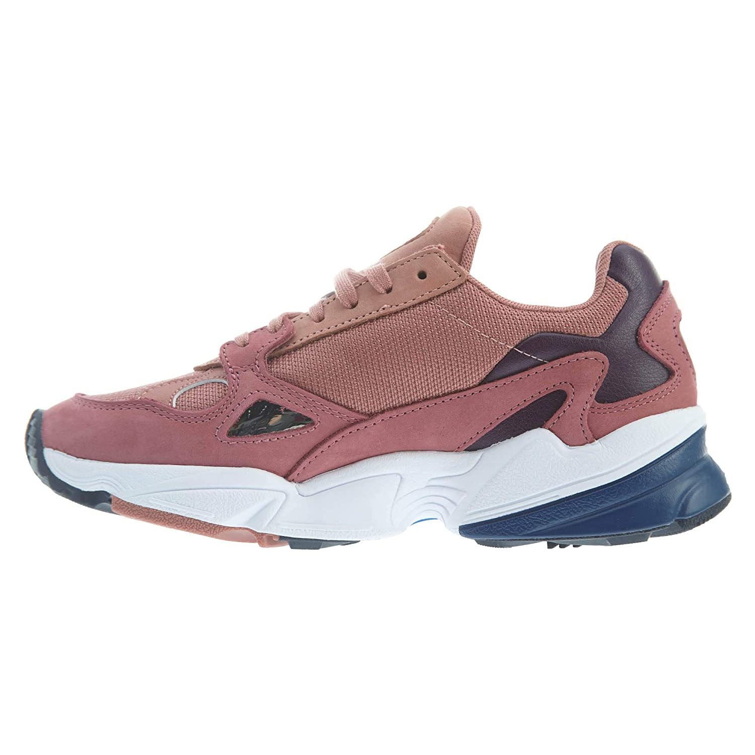 Amazon Com Adidas Falcon Womens Sneakers Pink Shoes