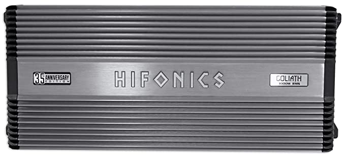 Amazon.com: Hifonics Goliath Monoblock Car Amplifier: Cell Phones & Accessories