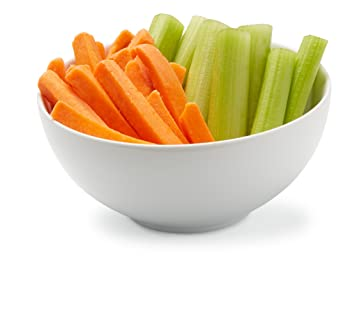 Image result for carrot and celery sticks