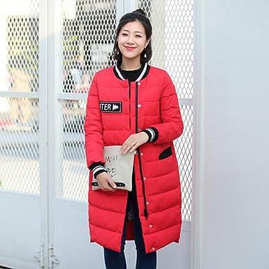 3dbf857ca8bf Amazon.com: BVOWEU New Winter Jacket Women 90% White Duck Down ...