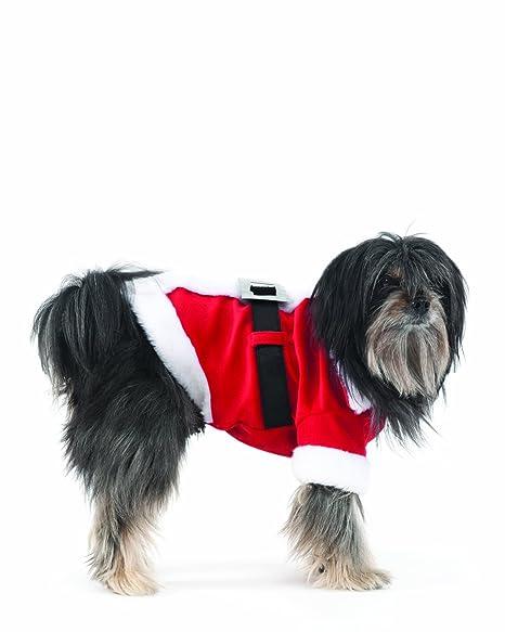 Pet Fashion Moda Mascota Disfraz de Papá Noel para Perros ...
