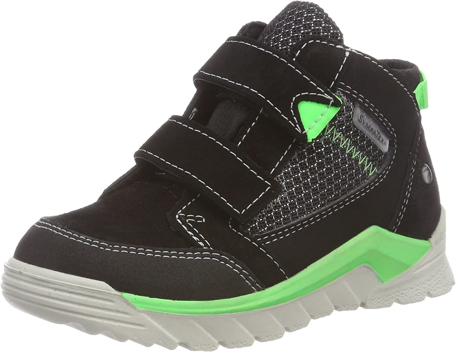 RICOSTA Boys Marvi Hi-Top Trainers