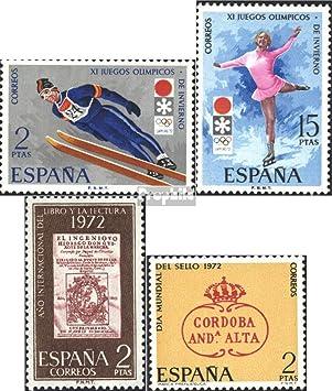 Prophila Collection España Michel.-No..: 1969-1970,1971,1987 ...