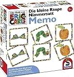 Schmidt Spiele 40455 - Die kleine Raupe Nimmersatt, Memo