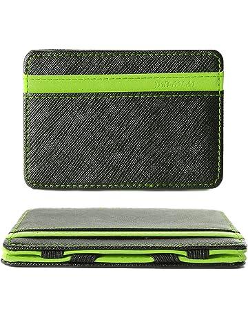 XCSOURCE Portafoglio Magico in simili cuoio - magic wallet Credit Card  Holder - porta moneta - beb13278697a