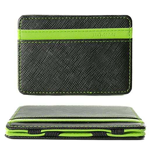 366 opinioni per XCSOURCE Portafoglio Magico in simili cuoio- magic wallet Credit Card Holder-