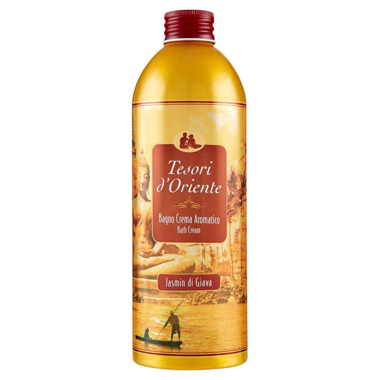 "Tesori d'Oriente:""Jasmin di Giava"" (""Jasmin of Java"") Bath Cream [ Italian Import ]"