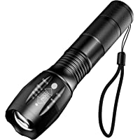 Syntus 1000 Lumens Tactical Portable LED Flashlight